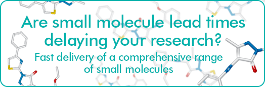 Small Molecules Banner