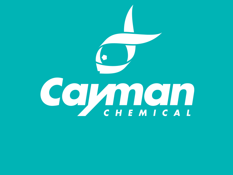 50% introductory discount on Cayman Chemical assays