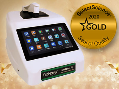 CellDrop: Gold Seal of Quality award winner