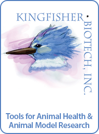 Kingfisher Biotech - Tools for Animal Health & Animal Model Research