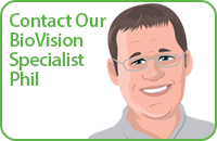 Contact Our BioVision Specialist Phil