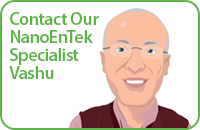 Contact Our NanoEnTek Specialist, Vashu
