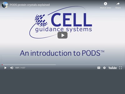 Video: CGS PODS protein crystals explained