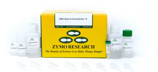 Cambridge Bioscience offers the RNA Clean & Concentrator™ range of kits from Zymo Research.