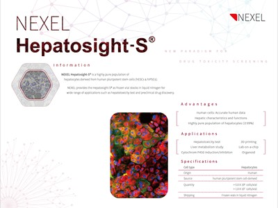 Download: Nexel brochure