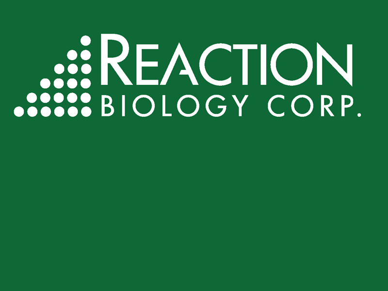 Find out more about Reaction Biology services