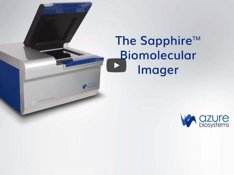 Video: Sapphire biomolecular scanner