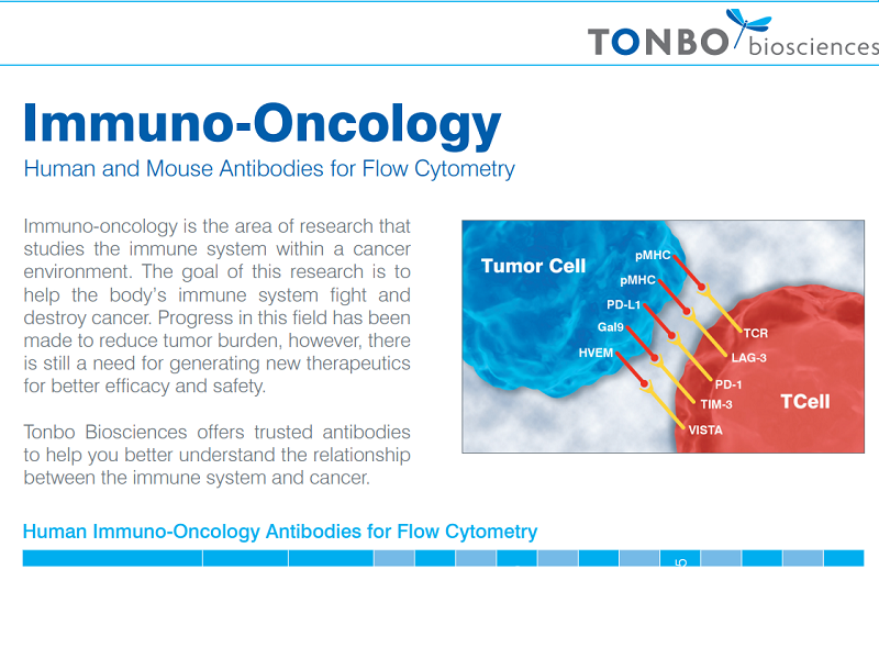 Download immuno-oncology flyer
