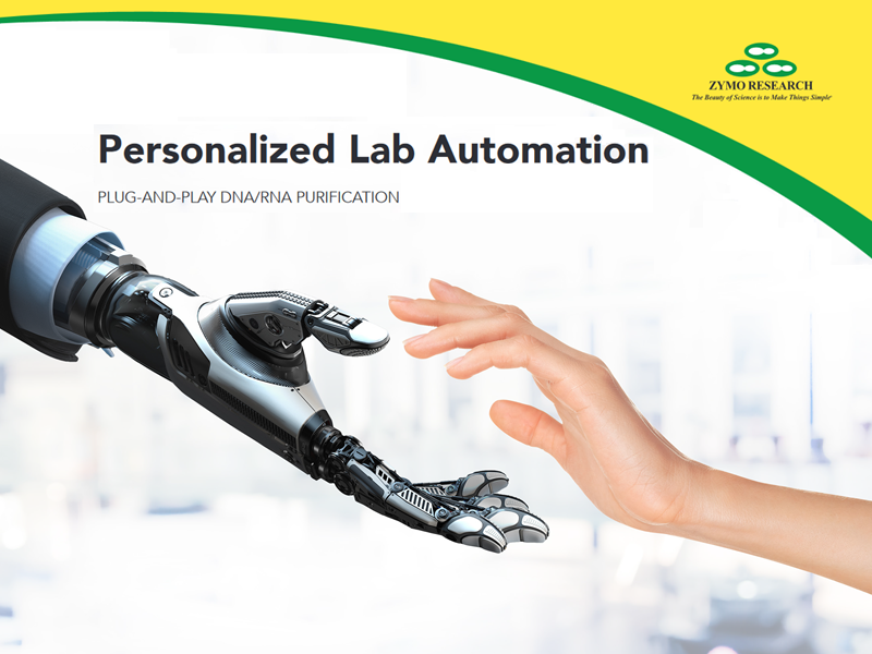 Download the lab automation brochure
