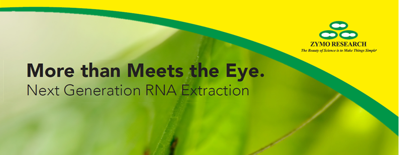Download the Zymo Research RNA isolation brochure